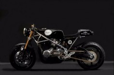 VISUAL GRATIFICATION: The Breitling Cafe Racer by Santiago Chopper