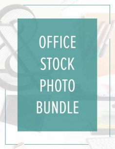 Want some stock photos that aren't overused or over-priced? Get this photo bundle to use however you want!