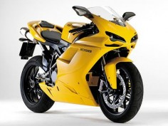 What's better than a yellow Ducati??