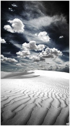 White Desert by Adonis Werther, via Flickr