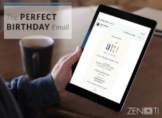 5 easy tips to help you design your perfect birthday email. #salonmarketingideas #spamarketingideas #salonowners #marketingideas #marketingtips #spasoftware #salonsoftware #birthdayemail