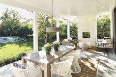 A Contemporary Pacific Palisades Property with an Outdoor Connection | LuxeDaily - Design Insight from the Editors of Luxe Interiors + Design