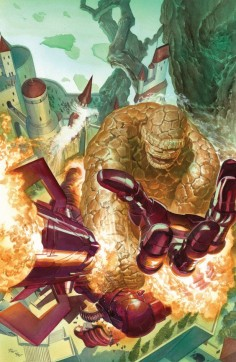 Alex Ross' beautiful Secret Wars cover art - Album on Imgur