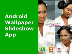 Android Wallpaper Slideshow App