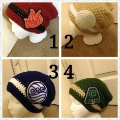 Avatar the Last Airbender beanies