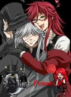 Black Butler ~~ Grell and the Undertaker ::: BFF's ...? Really?!