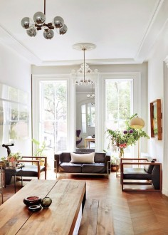 brooklyn brownstone | photo chris sturman 1
