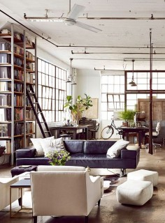 brooklyn loft | photo mark seelen