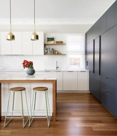 Can I admit to playing favourites? Sydney-based interior designer Brett Mickan inspires me