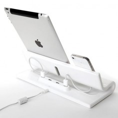 Charging cradle works for more then just iPads # Pin++ for Pinterest #