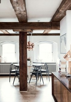 Charming Home in an Old Warehouse in Copenhagen - NordicDesign