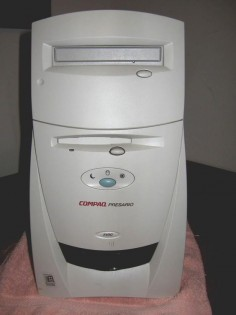 compaq presario 5190 computer with voodoo 2 video card from $