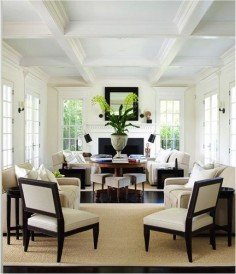 the inspired room dining room copper lantern plantation shutters and