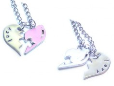 Fairy Tail Lucy & Levy Lovers/Best Friends by AnimeCoutureJewelry, $