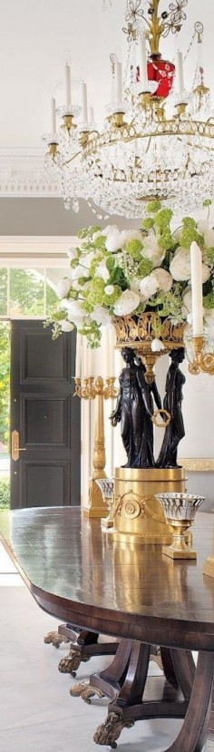French Style | Foyer