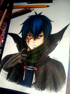 Hiding his true ~ Jellal by ~Reyos-Cheney on deviantART