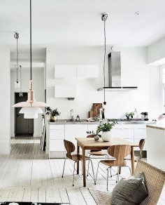 Ideal kitchen styling