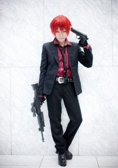 Karuma Akabane - Assassination Classroom