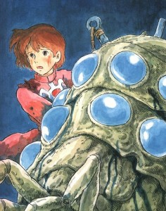 Kaze no tani no Naushika / Nausicaä of the Valley of the Wind ILLUSTRATION