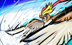 Mega Pidgeot | Hurricane by ishmam on DeviantArt