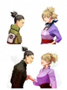 """My how you've grown"" Shikatema"