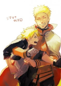 Naruto and Bolt / Boruto
