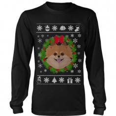 Pomeranian - Ugly Sweater - Your Pet Paradise.