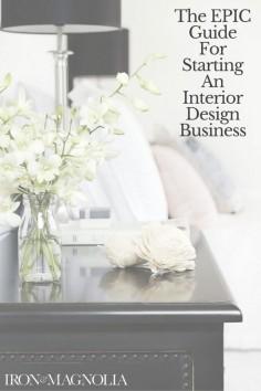 Cute idea for bathroom backsplash five good things for Starting an interior design business
