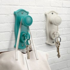 This place to put your keys ($). | 34 Wonderful Products For People Who Hate Clutter