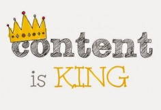 This post articlulates importance of content marketing in online business as well as precise tips to set sucessful content marketing strategy.