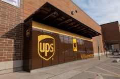 "You May Soon Be Grabbing Your UPS Packages From Lockers: ""Access Point""; Testing in Chicago; Details."